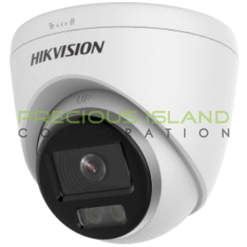 2 MP ColorVu Lite Fixed Turret Network Camera