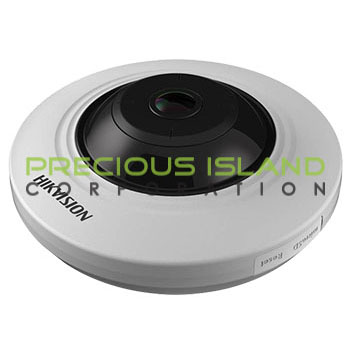 5 MP Network Fisheye Camera